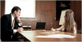 Conference room - Hotel Sopron