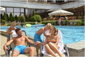 Külső medence, Sopron Hotel, Sopron
