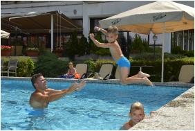 Külső medence - Sopron Hotel
