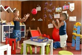 Játszószoba gyerekeknek, Sopron Hotel, Sopron