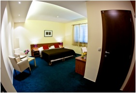 Airport Hotel Stacio Wellness & Conference, Comfort double room
