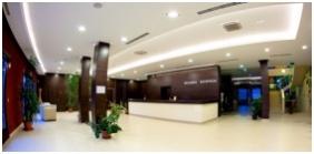 Recepció környéke - Airport Hotel Stáció Wellness & Konferencia