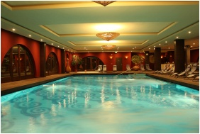�lm�nymedence, Airport Hotel St�ci� Wellness & Konferencia, Vecs�s