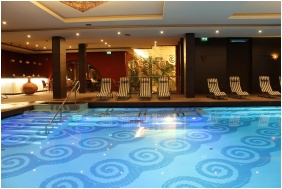 Spa & Wellness centre, Airport Hotel Stacio Wellness & Conference, Vecses