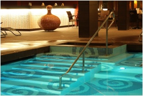 Airport Hotel Stacio Wellness & Conference, Vecses, Spa & Wellness centre