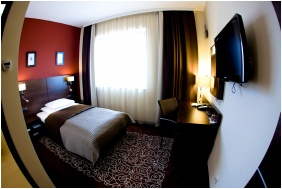 Airport Hotel Stacio Wellness & Conference, Vecses, Single room