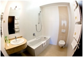 Bathroom - Airport Hotel Stacio Wellness & Conference