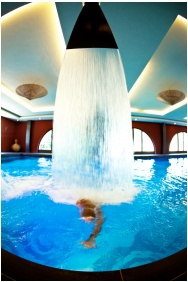 Airport Hotel Stacio Wellness & Conference, Covered pool - Vecses