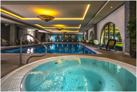 Inside pool - Airport Hotel Stacio Wellness & Conference