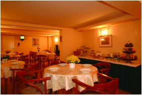 Frühstücksraum - Hotel Swing City
