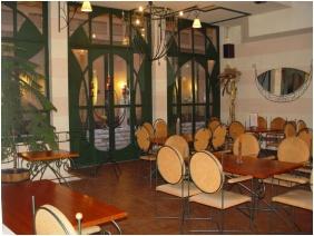 Hotel Swing City - Budapest, Restaurant