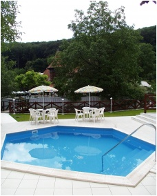 Hotel Szeleta, Outside pool - Lillafured