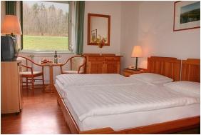 Hotel Szépalma, Porva-Szépalmapuszta, Kétágyas szoba