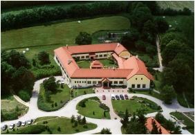 Hotel Szépalma, Porva-Szépalmapuszta, Felülnézet