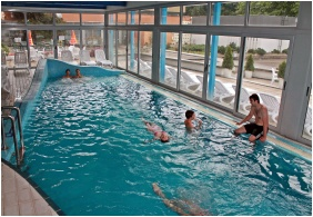 Bels� medence - Hotel Szieszta