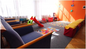 Hotel Szeszta, Playn room for chldren
