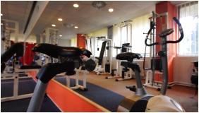 Hotel Szieszta, Fitness terem