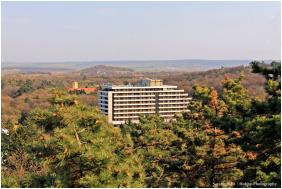 Hotel Szieszta, Épület