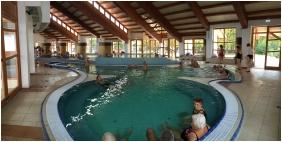 Touring Hotel Berekfürdő, Berekfürdô, Belső medence