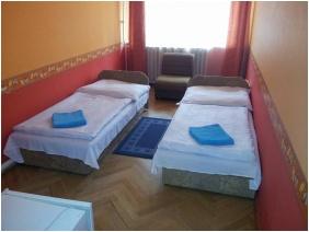 Twin room, Hotel Touring Berekfurdo, Berekfurdo