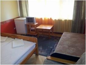 Comfort double room - Hotel Touring Berekfurdo