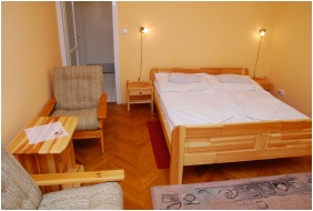 Double room - Hotel Touring Berekfurdo
