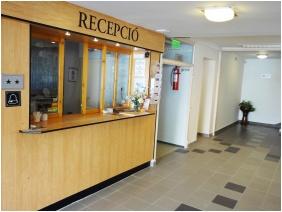 Hotel Touring, Nagykanizsa, Reception area