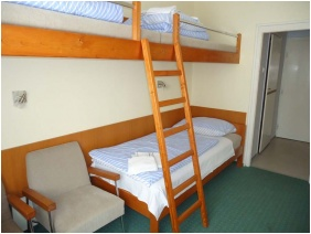 Hotel Touring, Room for four people - Nagykanizsa