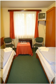 Hotel Touring, Double room with extra bed
