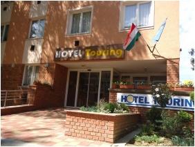 Hotel Touring, Entrance - Nagykanizsa