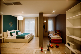 The Hotel Unforgettable - Hotel Tiliana by Homoky Hotels, Budapesta,