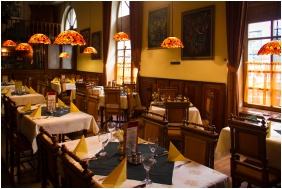Restaurant - City Hotel Unio