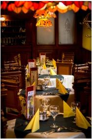 Cıty Hotel Unıo, Budapest, Restaurant