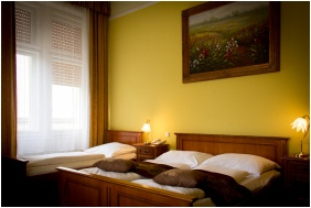 Cıty Hotel Unıo, Standard room - Budapest