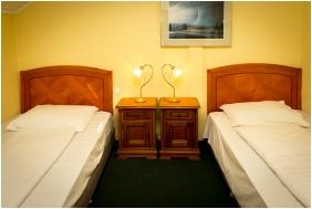 Cıty Hotel Unıo, Budapest, Standard room