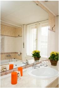 Soba kupatilo, City Hotel Unio, Budimpesta