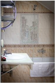 City Hotel Unio, Soba kupatilo - Budimpesta
