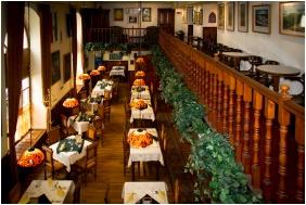 Cıty Hotel Unıo, Restaurant - Budapest