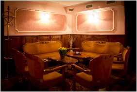 City Hotel Unio, Okolice recepcji - Budapeszt