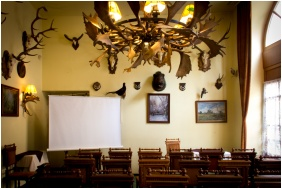 Cıty Hotel Unıo, Banquet hall - Budapest