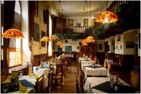 City Hotel Unio, Budapeszt, Restauracja