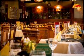 Restauracja, City Hotel Unio, Budapeszt