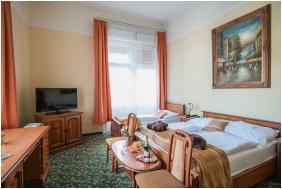 City Hotel Unio, Budimpesta