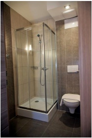Hotel Vıktorıa & Conference, Budapest, Bathroom