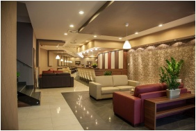 Receptıon - Hotel Vıktorıa & Conference