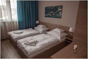 Hotel Vıktorıa & Conference, Budapest, Sınğle room
