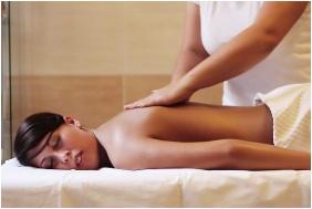 Massaggio, Hotel Viktoria, Sarvar