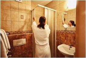 Hotel Viktória, Fürdőszoba