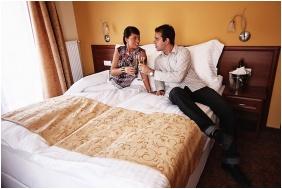 Superior szoba - Hotel Viktória