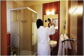 Hotel Viktória, Sárvár, Fürdőszoba